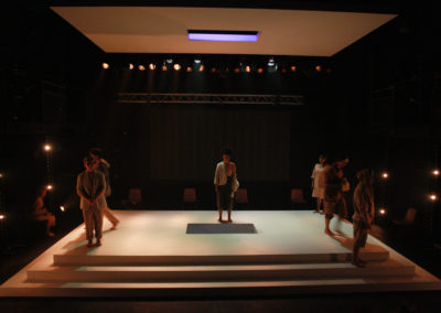 3rd Year Student Production, 2016